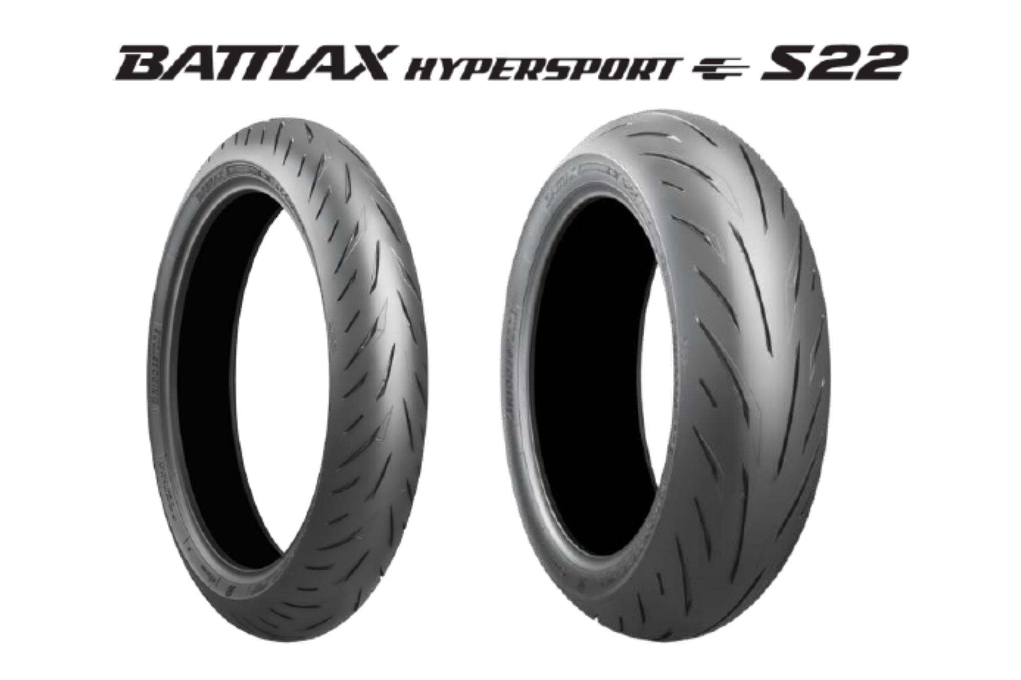 2022 Suzuki Hayabusa Tires