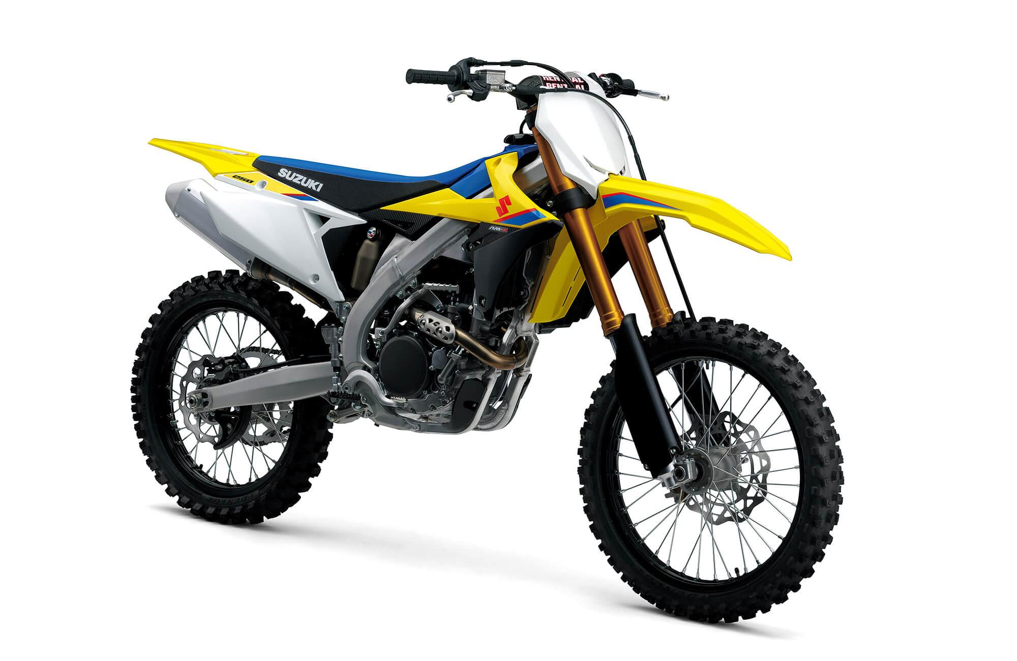 2019 RM-Z250