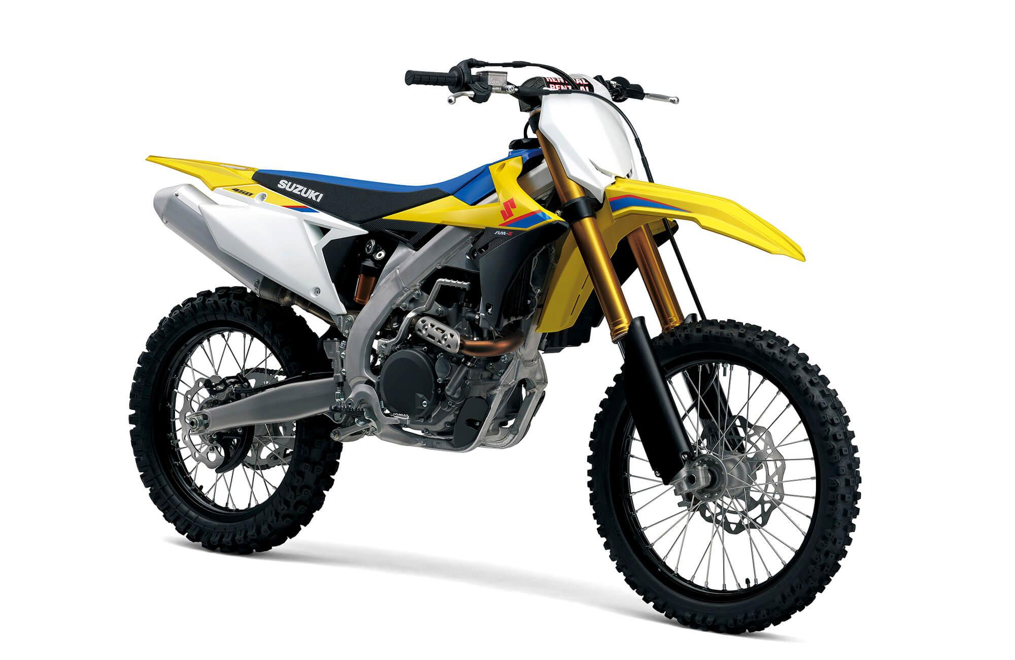 2019 RM-Z450