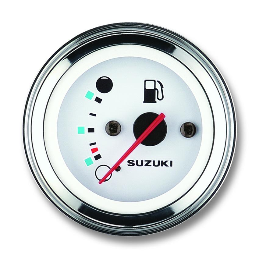 Fuel Gauge (White)