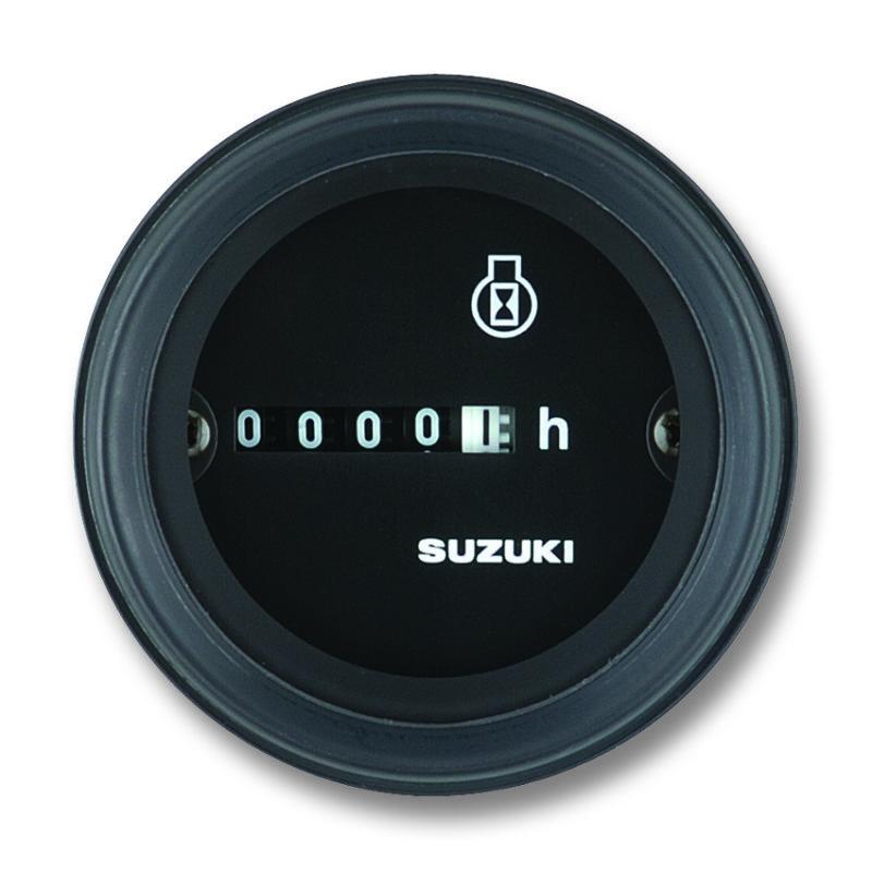 Hour Meter (Black)