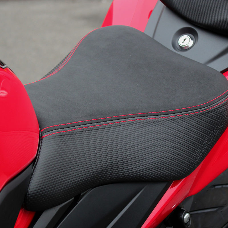 GSX-S750 Single Seat for Rider