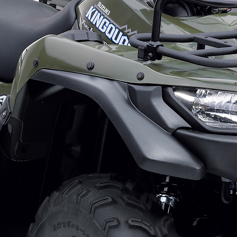 Kingquad Mud Guards