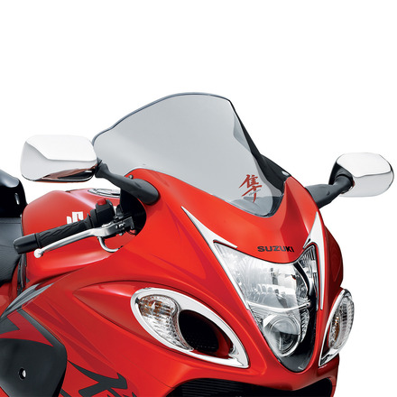 Hayabusa Mirror Covers