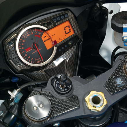 GSX-R1000 Meter Cover