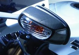 GSX-R1000A Mirror Cover