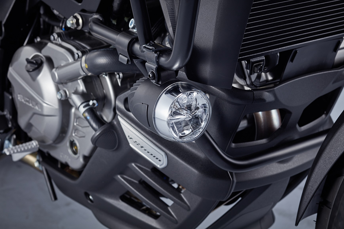 V-Strom 650 LED Fog Lamp Set