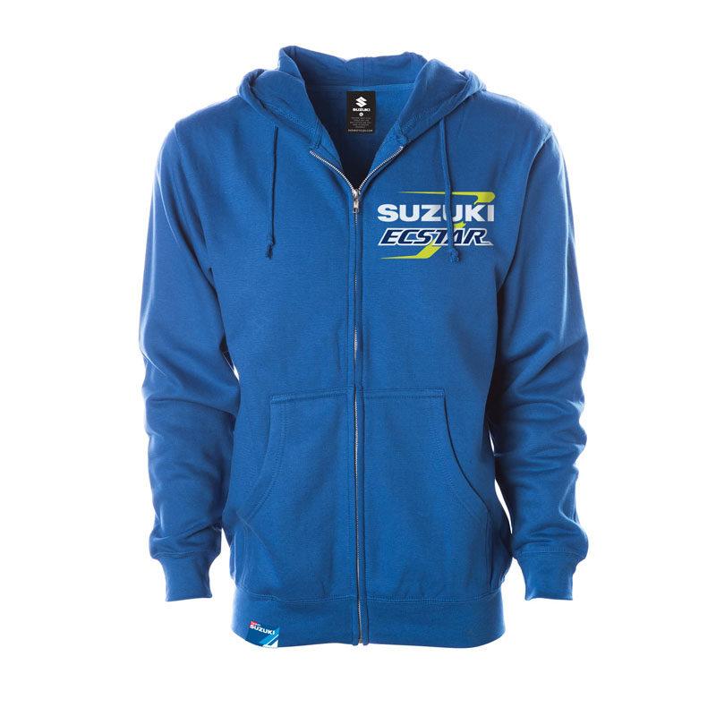 Team Suzuki RR Full-Zip Hoodie