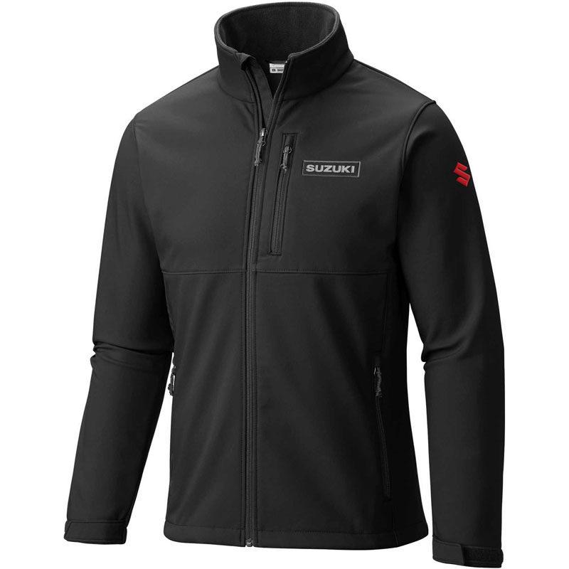 Suzuki Full-Zip Jacket