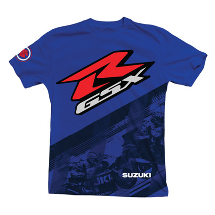 GSX-R Back Straight T-shirt