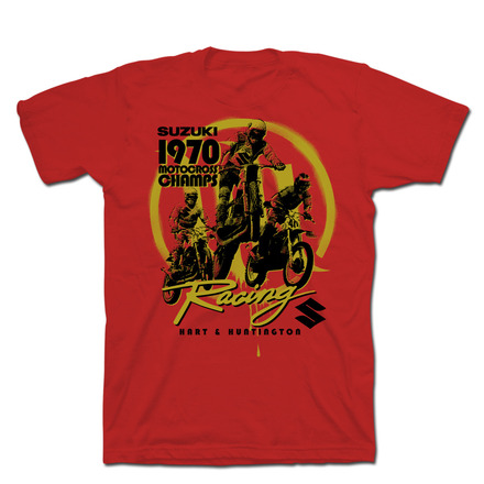 1970 Champs T-shirt