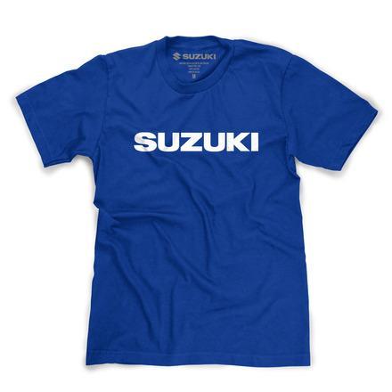 Suzuki Blue LOGO TEE