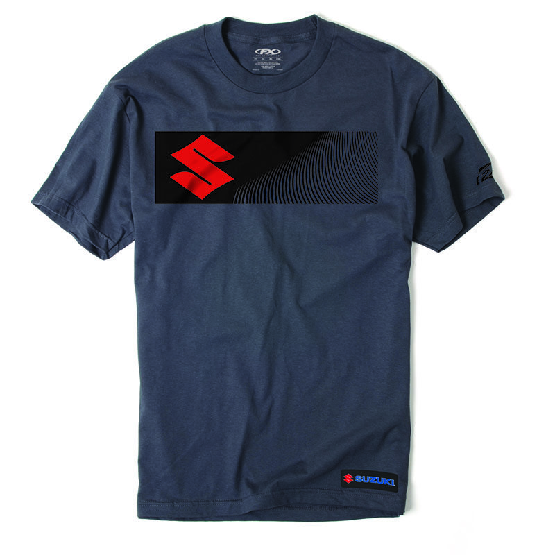 Suzuki 'S' Bar T-shirt