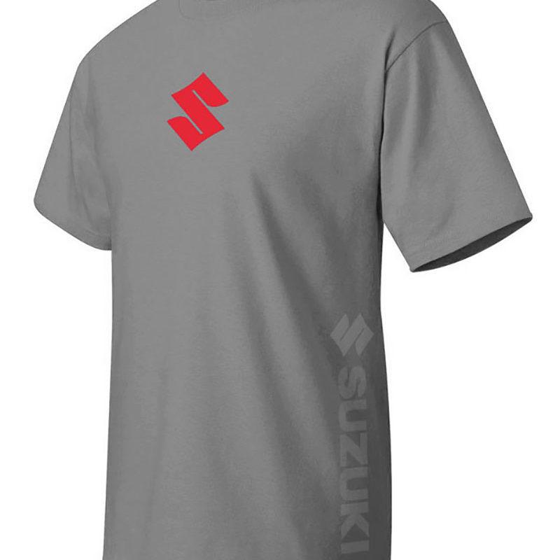 Suzuki 'S' T-shirt