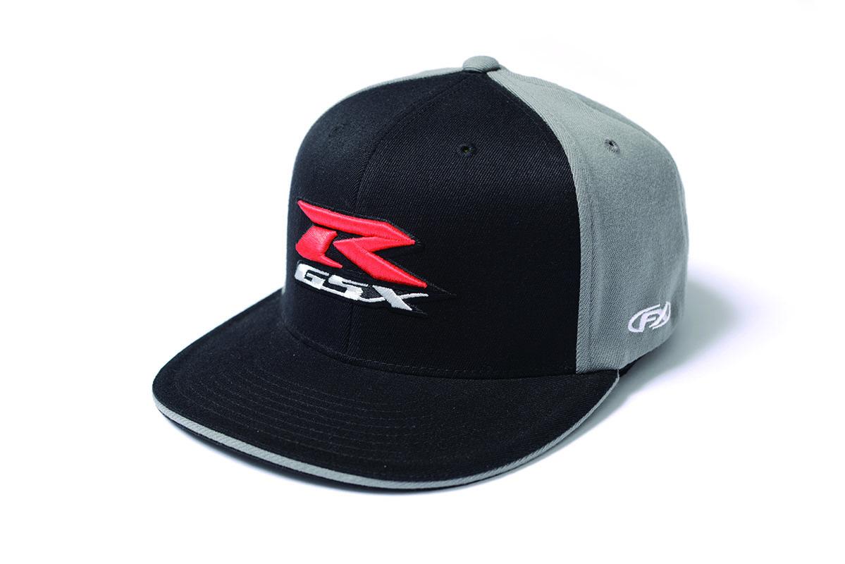 GSX-R Embroidered Flex Fit Hat