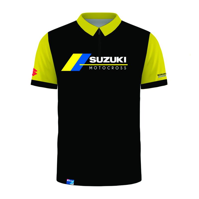 Team Suzuki MX Pit Shirt