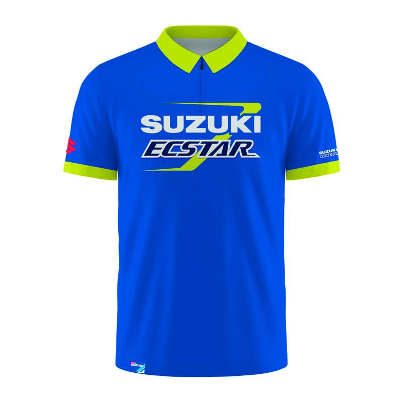 Team Suzuki RR Pit Shirt