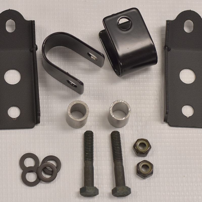 KingQuad Mounting Bracket Set