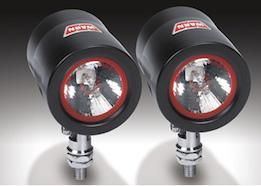 WXT200 HID Spot Lamps