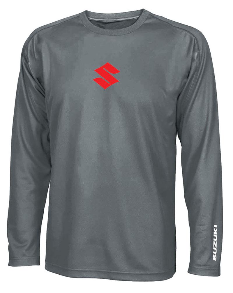 Suzuki 'S' Long Sleeve Shirt