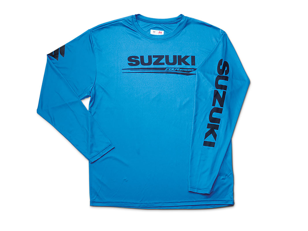 Suzuki Marine Long Sleeve Cooling T-shirt