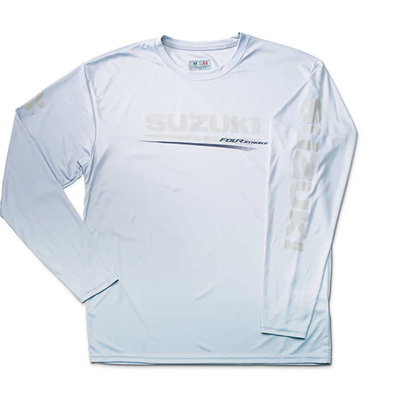 Suzuki Marine Long Sleeve Cooling T-shirt