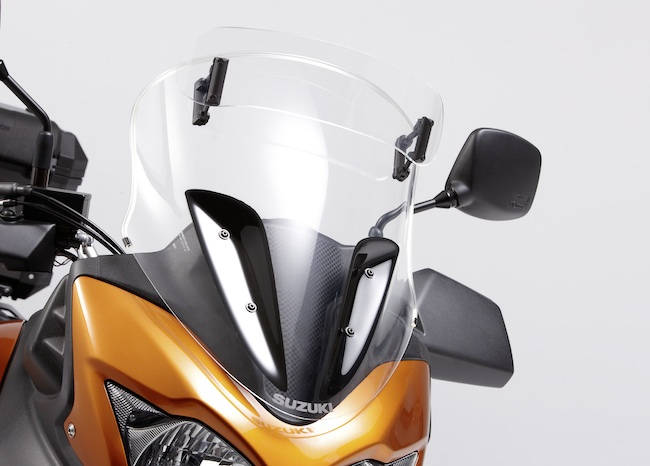 Vario Touring Windshield (Clear)