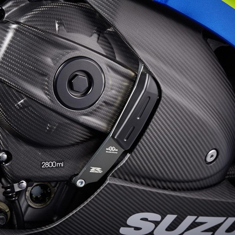GSX-R1000A Carbon clutch cover