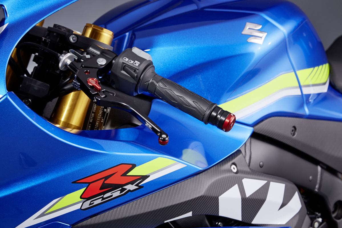 Bullet Clutch Lever