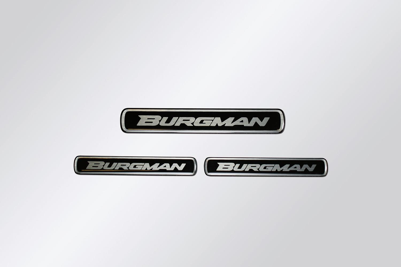 Burgman Sticker Set
