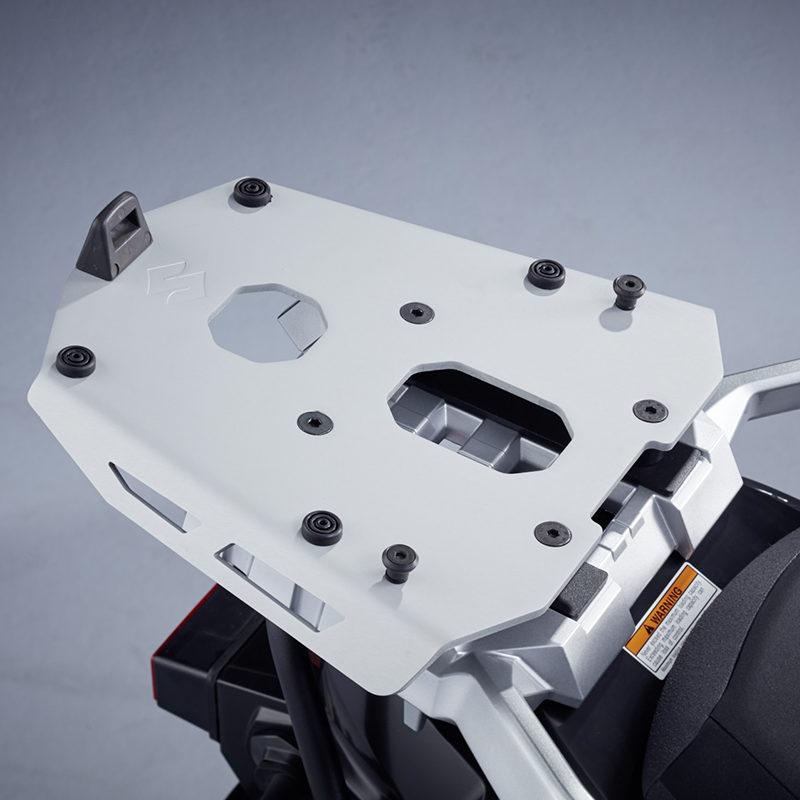 V-Strom Top Case Carrier Plate
