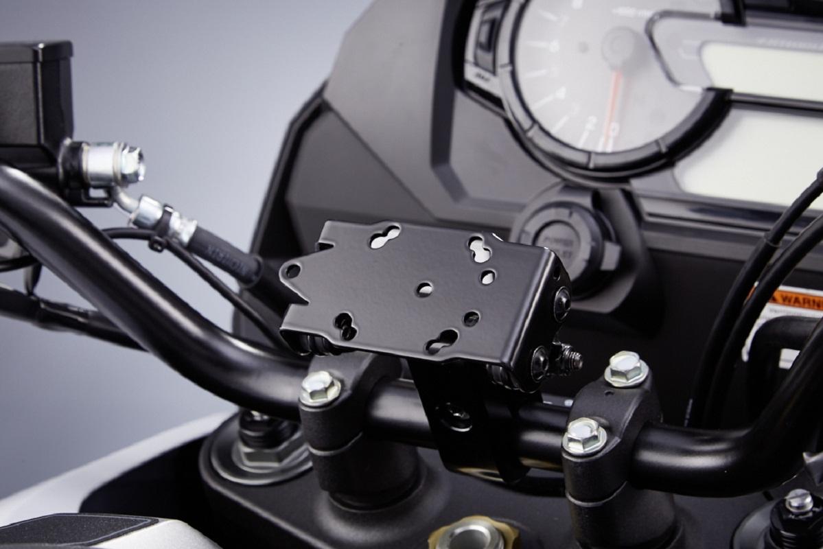 GSX-S750A / V-Strom Navigation Bracket - 28.6mm
