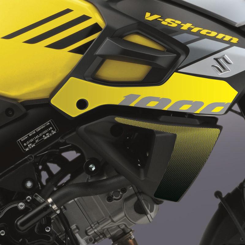 V-Strom Motorbike Decor Sticker Kit