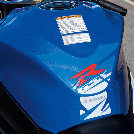 GSX-R1000 Logo Tank Pad