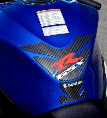 GSX-R Logo Tank Pad