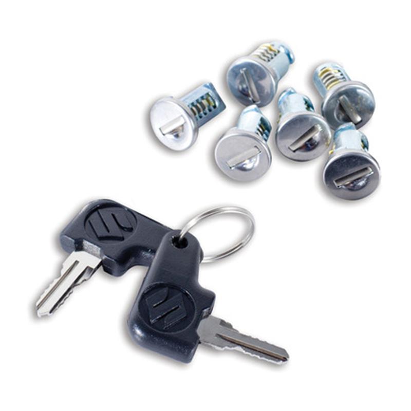 Lock Set - Touring Side Case Set