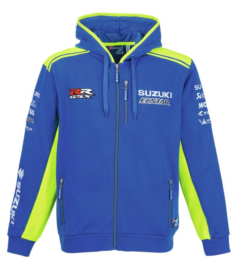 MotoGP Team Full-Zip Hoodie