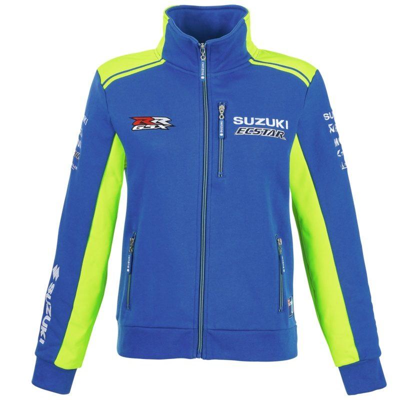 Women's MotoGP Team Track Top Jacket