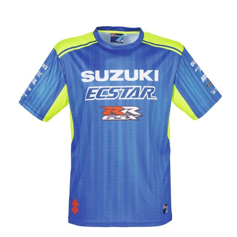 MotoGP Team Sublimated Print T-shirt