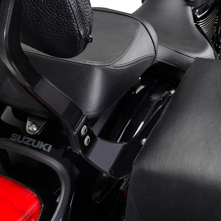 Black Backrest Mount