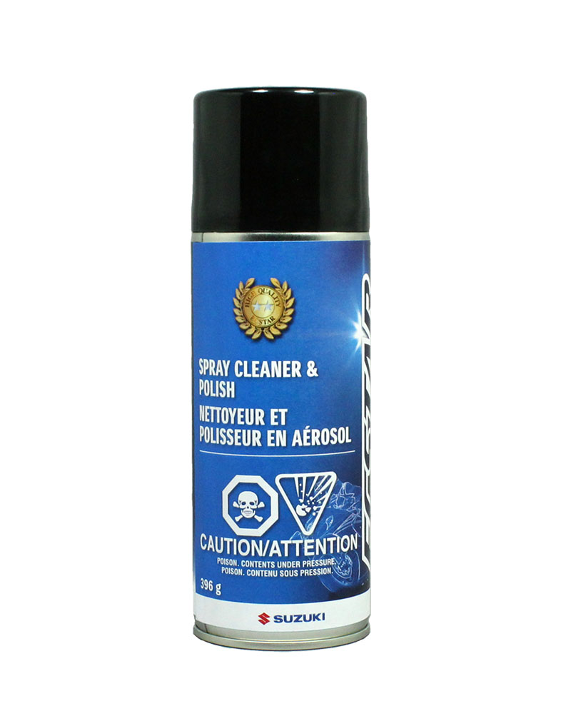 Spray Cleaner and Polish (396G)