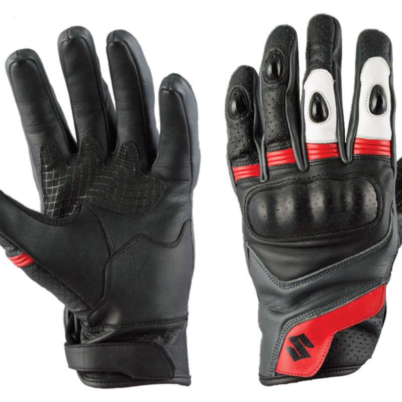SIGI GSX-R Red and White Glove