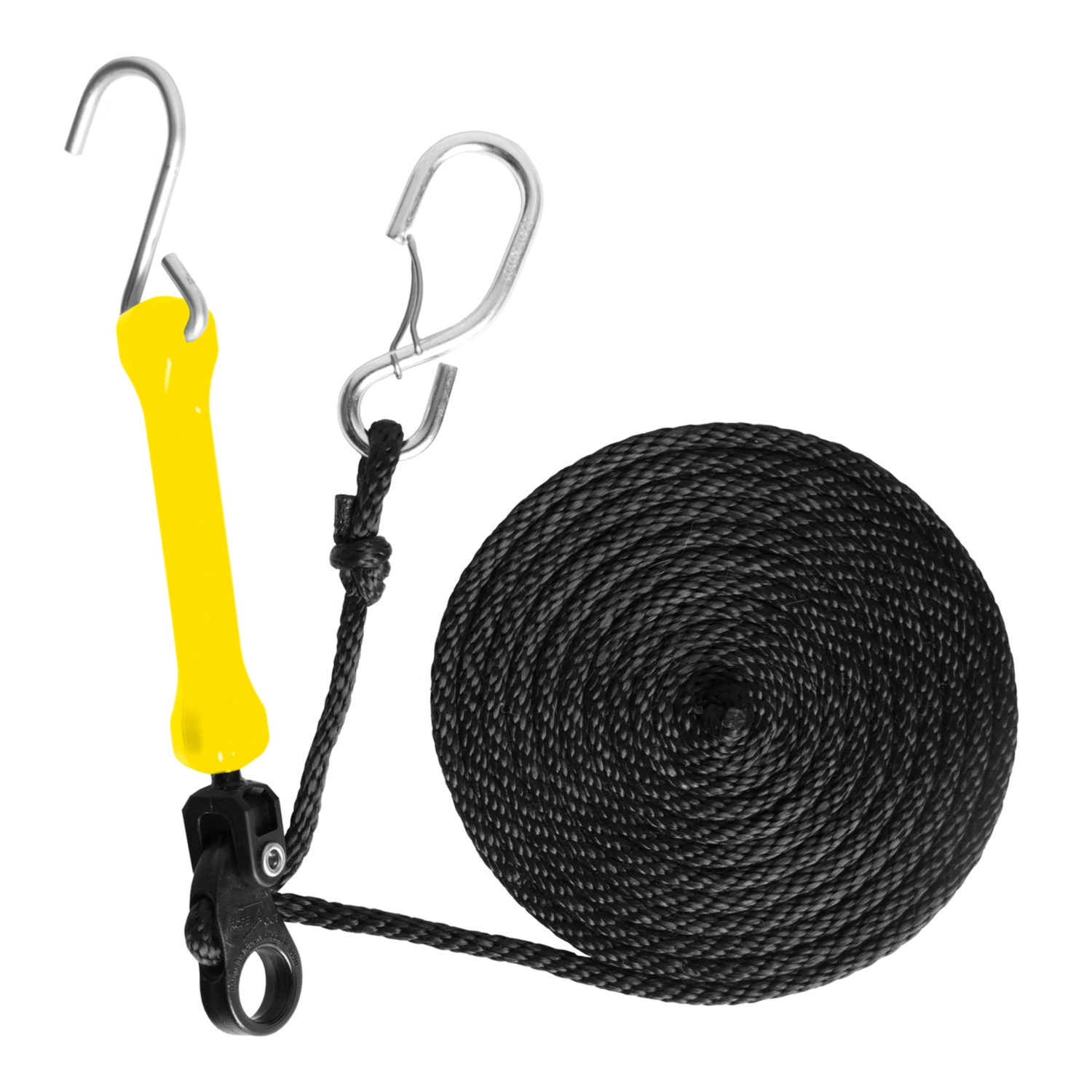 Perfect Tie-Down 12' (Yellow)