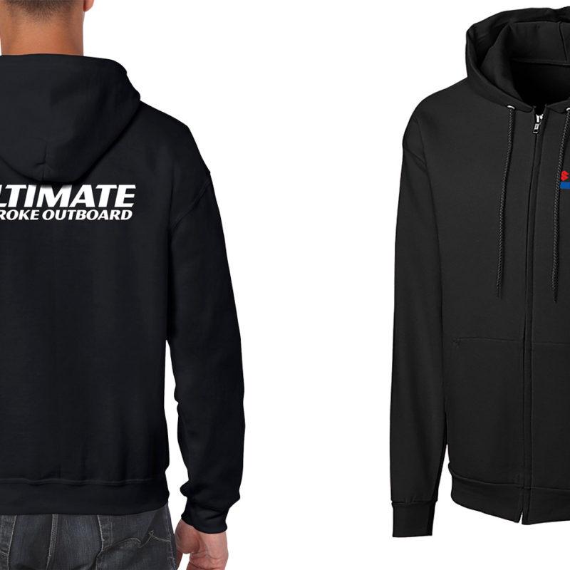 Ultimate 4-Stroke Outboard Full-Zip Hoodie