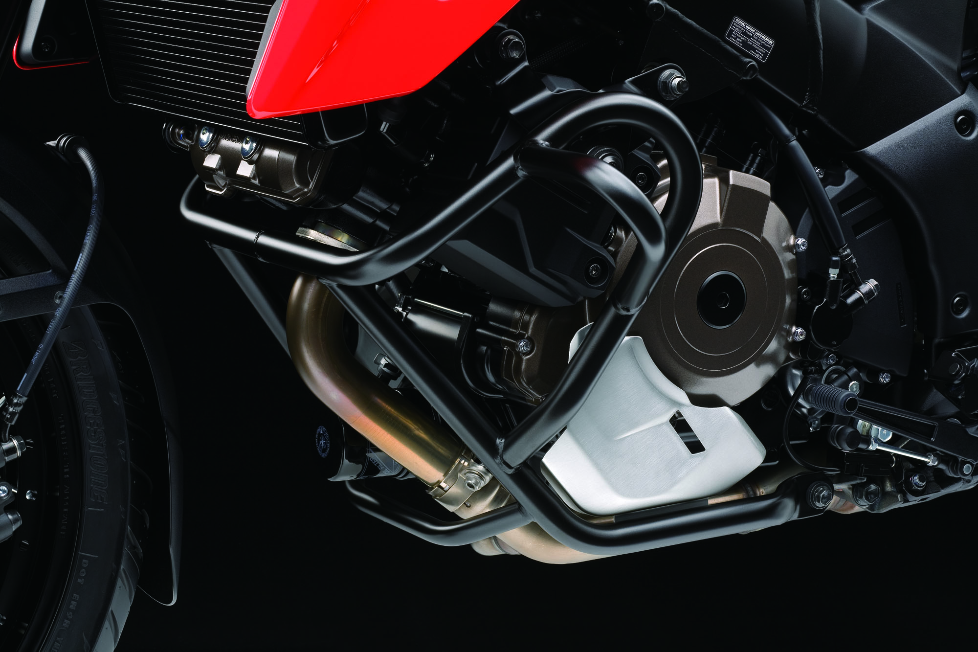 DL1050RCM0 accessory bar