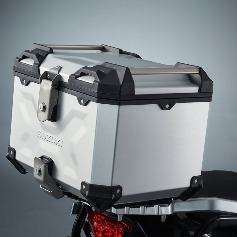 V-Strom 1000 Aluminum Topcase