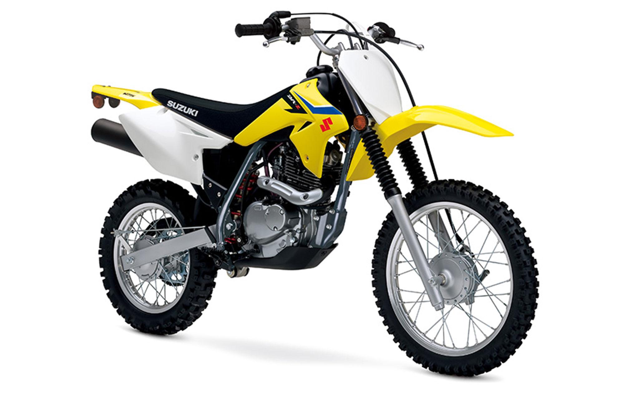 2020 DR-Z125