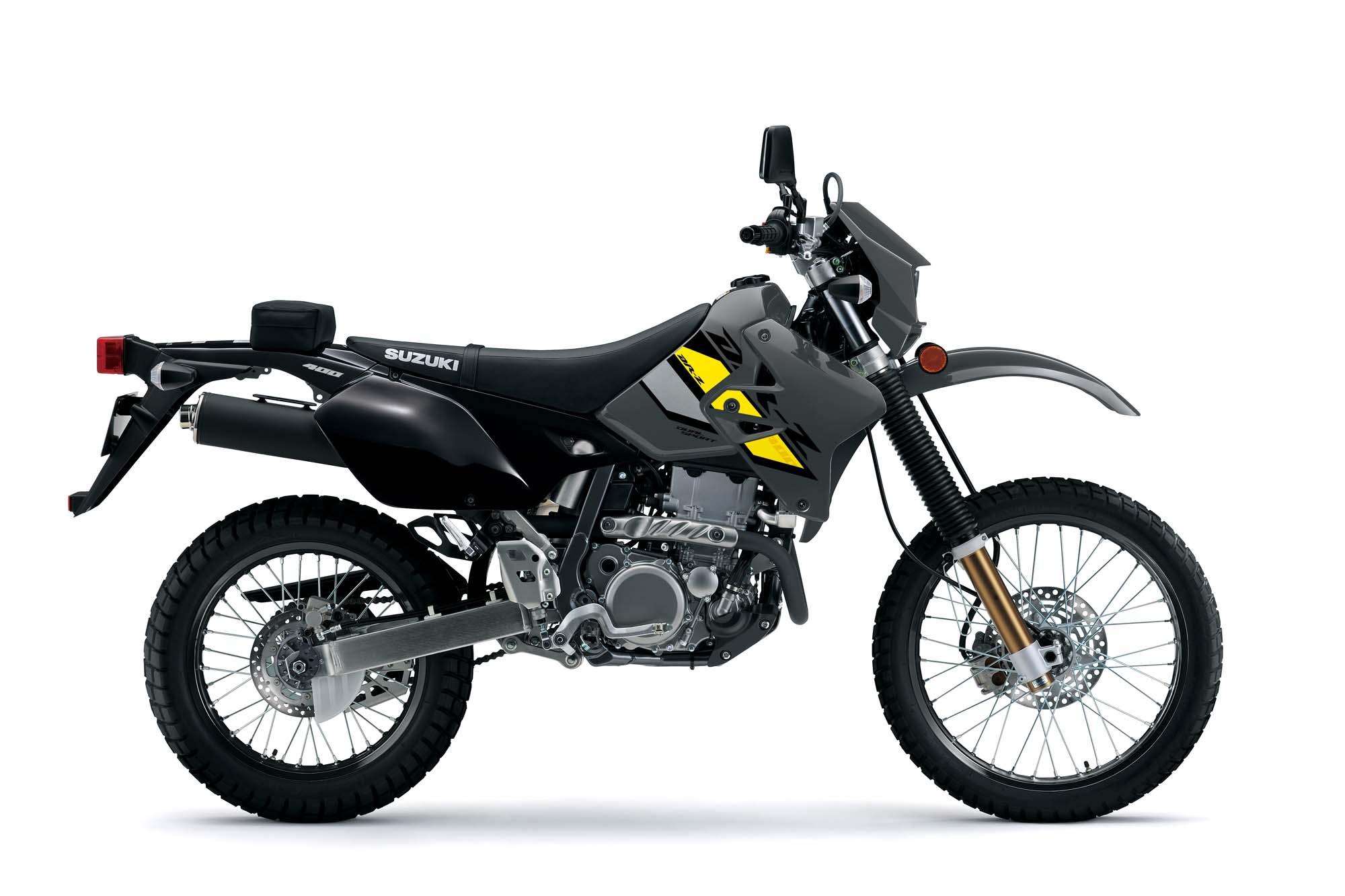 2021 Dr Z400s Suzuki Canada Inc