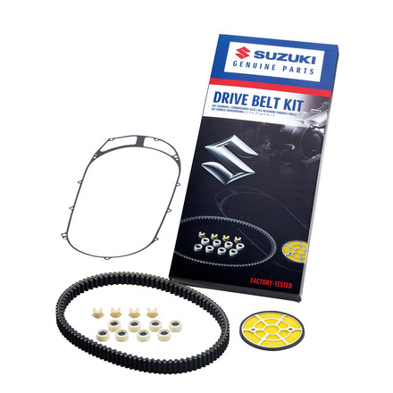 Drive Belt Kit (AN400 / 2003-2006)