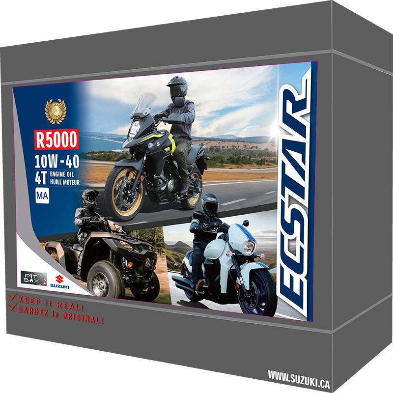 ECSTAR R5000 Oil Pit Box Quart Kit 3 Quart - Mineral